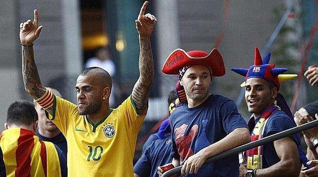 38冠魔王为世界杯流泪 35岁的迷人小混蛋:巴西战斗!