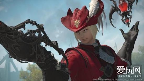 《最终幻想14》制作人 E3演示新资料片内容