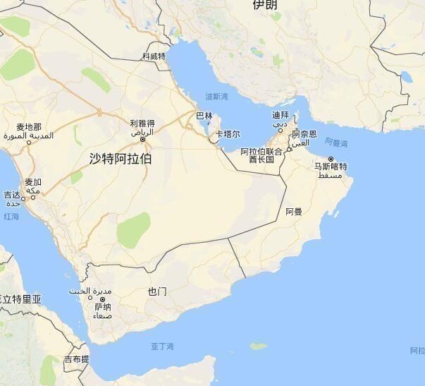 埃及、沙特、巴林、阿联酋均声明与卡塔尔断交