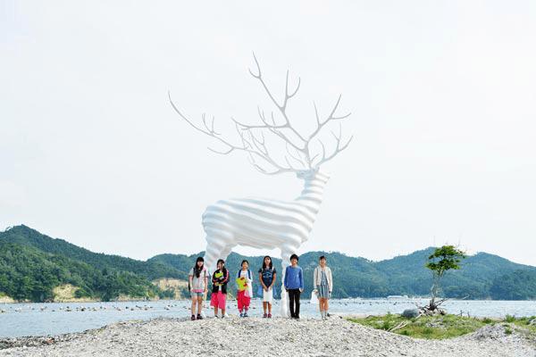 日本宫城县举办艺术节Reborn-Art Festival 2017