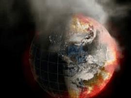 地球二氧化碳浓度再创记录 究竟该应对气候变化?