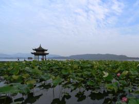 美丽浙江是这样一幅优美画卷 你期待吗?