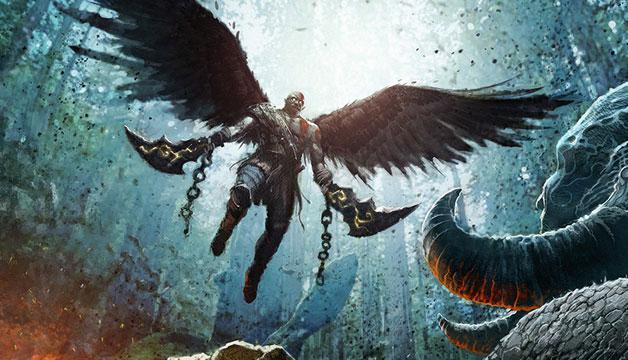 游戏音乐:英雄不朽 驰骋在奥林匹斯的斯巴达之魂