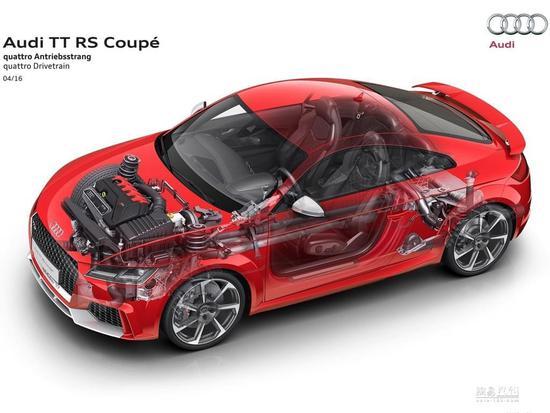 奥迪又出大招 全新TT RS/RS 3或9月上市