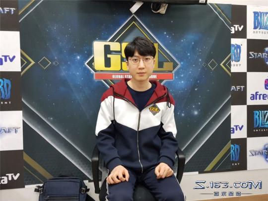 GSL星际2晋级采访 吕布:人族很凄惨 TVZ练习没赢过