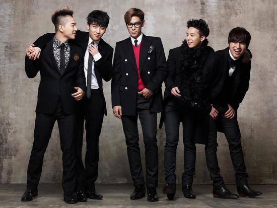BIGBANG新曲《花路》席卷榜单 TOP也参与录制