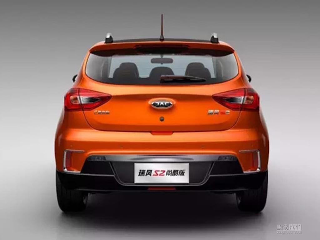 两款车型 江淮瑞风S2尚酷版售6.98万起