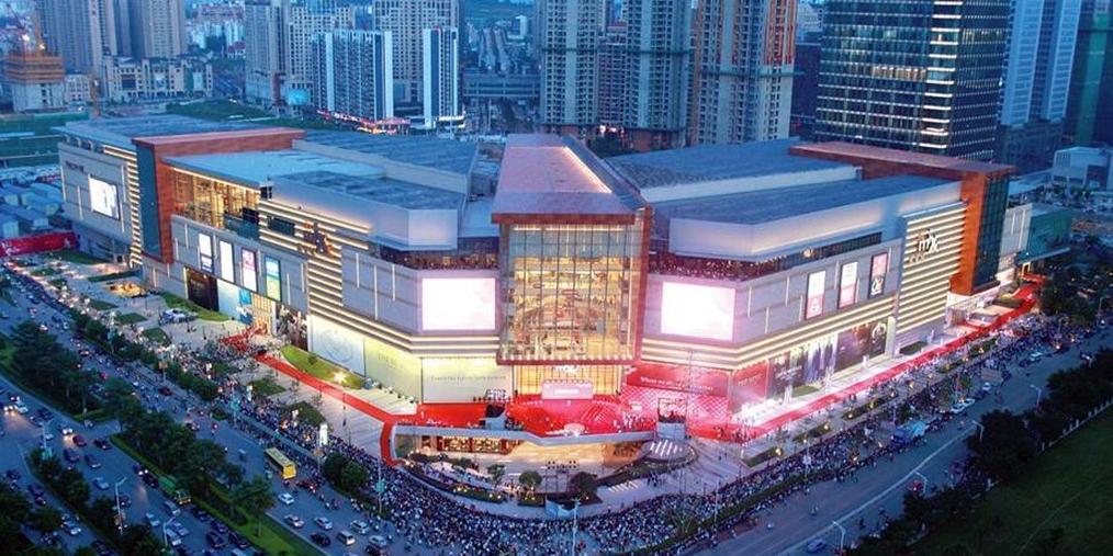南宁多商圈格局显现 未来的城市中心在哪?
