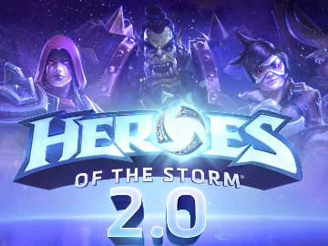 风暴必然要火!IGN将风暴英雄评分提升至8.0