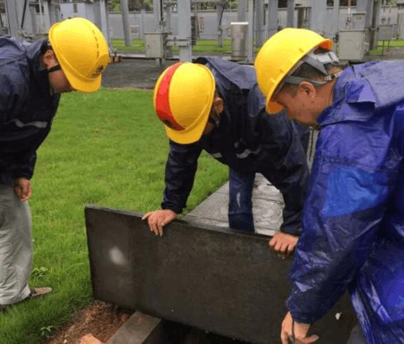 国网咸宁供电公司全力做好变电站防汛保电工作