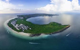 涠洲岛是近年来我国大陆近海唯一发现鲸鱼的栖息地