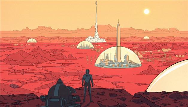 移民还是作死?这款游戏教你如何火星绝地求生