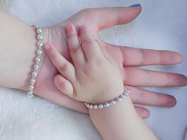 医生提醒:劣质银饰或致婴幼儿重金属中毒