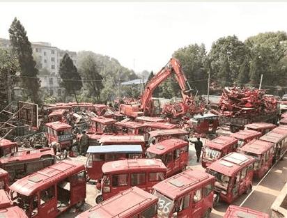 """崇阳""""禁麻""""正在式执行中 市民已主动上交220辆"""