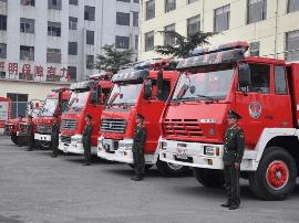 排查隐患 对标整治 漳州市部署下阶段消防工作