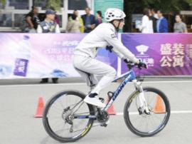净月潭Superman国际骑跑2项赛再掀全民体育浪潮