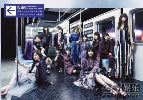 日本CD Shop大赏作品揭晓 乃木板46首次获选