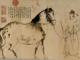 文人画的崛起:从卑贱的画工到高雅的士人