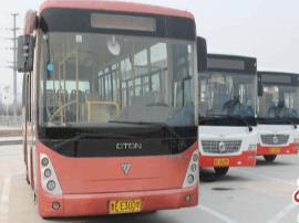 南昌两条公交线路被指车况差 公交集团称将换新