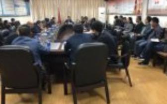 临汾市公安交警支队组织服务对象进行座谈