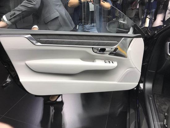 独立成电动高性能品牌 Polestar发布新车