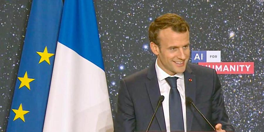 继中美之后,法国斥资15亿欧元押注人工智能