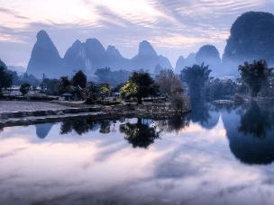 2017年中国最佳摄影旅游拍摄地 阳朔排第一!
