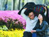 宁波阴雨天回归 气温先升后降 明天最高气温升至25℃