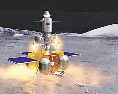 中国航天大事记:寻梦月球 嫦娥三号顺利登月