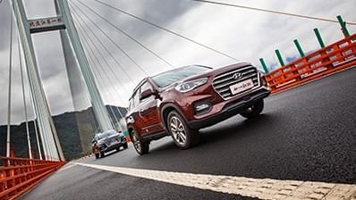 智勇行动—新一代ix35致敬世界第一高桥