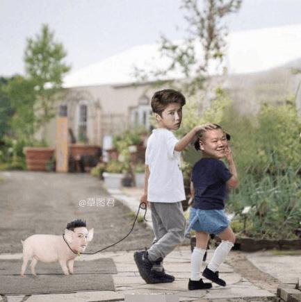 邓超私信网友求P图 竟欠下两根羊腿跑了