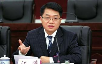 沙坪坝书记江涛:坚持规划引领 推进环境设施建设