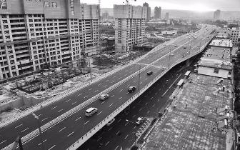 万柏林区将建五街四路街景 并实施桥梁亮化工程