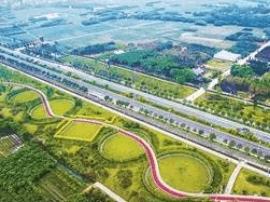 漳州高新区南江滨路 两个标段预计明年初贯通