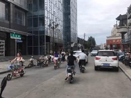 10月1日起姜堰所有违法停车一律处罚100元记3分
