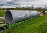 超级高铁创企在法开建:今年铺设320米长管道
