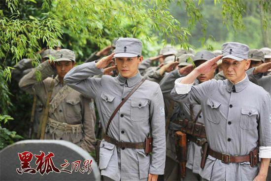 《黑狐之风影》收官 吴承轩凭纯熟演技不俗表现得到认可