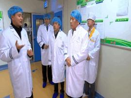 中央国家机关工委副书记陈存根来泰调研机关党建工作