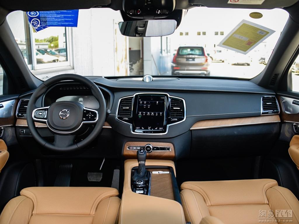 图为2017款T6智尊版车型