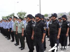 运开公安分局着力加强十九大安保期间队伍管理工作