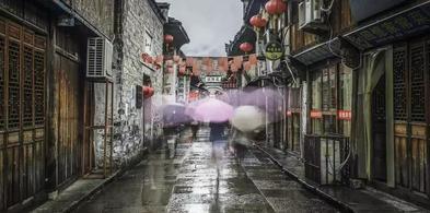 踏青出游好时节 在台州遇见满城春色