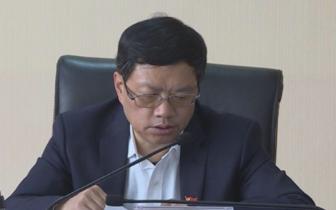 垫江县长梅时雨:推动作风建设取得更大成效