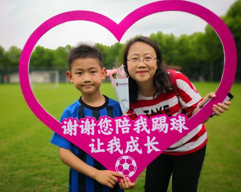 江苏苏宁举办母亲节特别活动:妈妈,我爱你