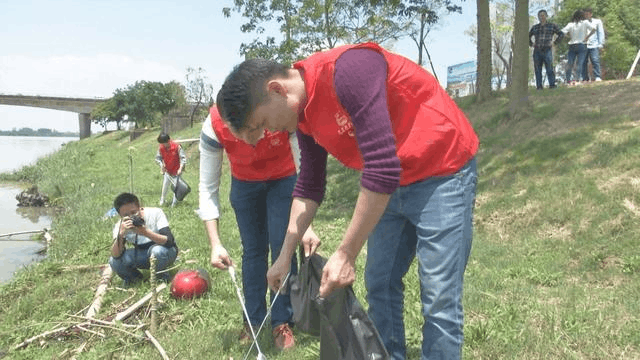 保护母亲河 漳州市小河长志愿护河行动正式启动