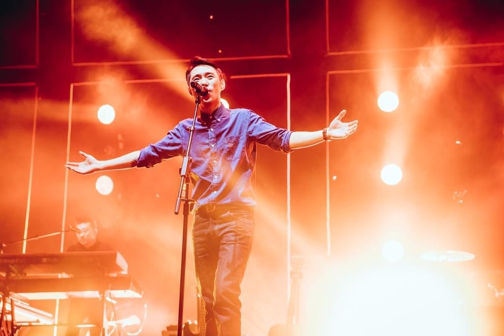 逃跑计划演唱会燃爆工体 夜空中最亮的星闪耀北京