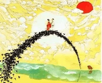 又是一年七夕节:我们鹊桥相会吧