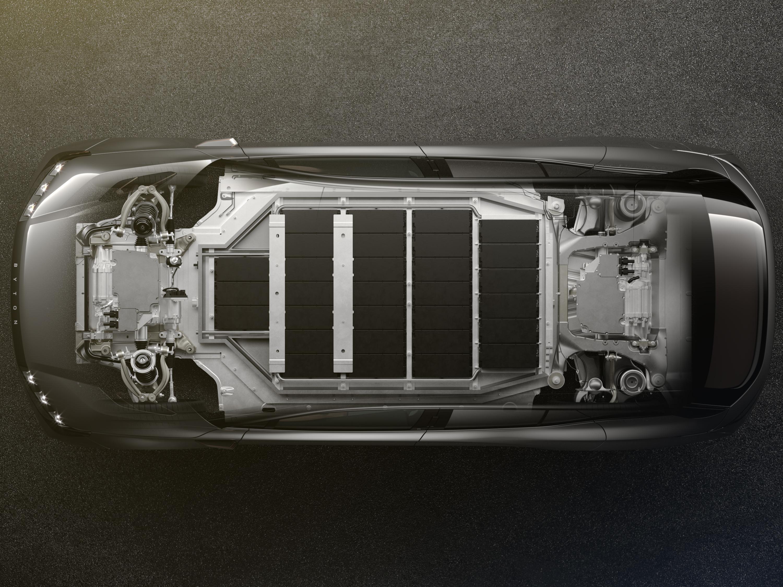 与量产车仅有15%的区别 拜腾ConCept体验