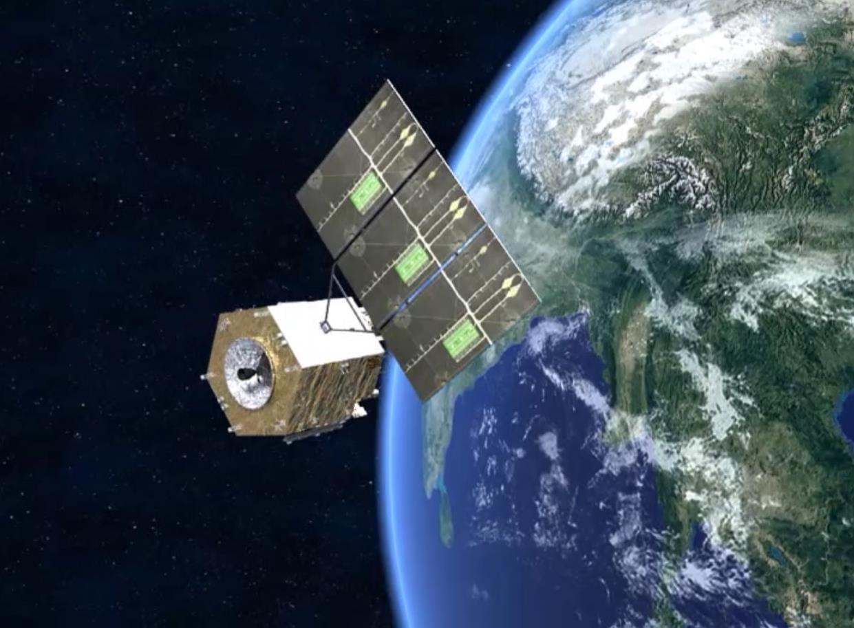 风云四号气象卫星正式交付用户 气象预报更准了