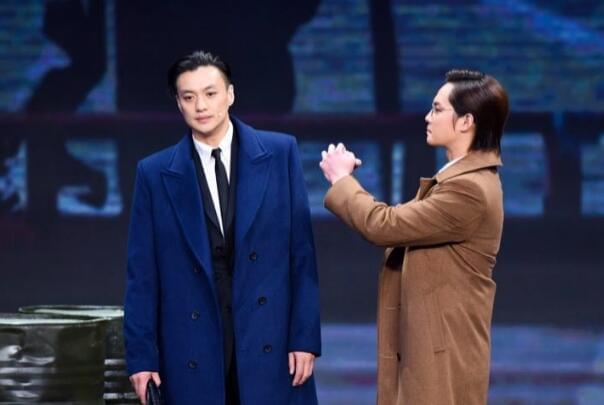尹正和周一围飙演技 自曝曾为戏20天几乎没吃饭