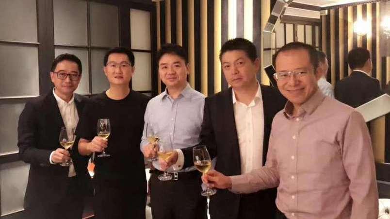 腾讯京东宣布向唯品会投资8.63亿美元